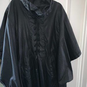 Isabel Marant Black  Black Poncho/Cape